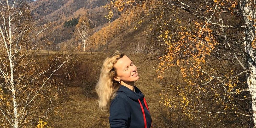 Йога и золотая осень в жизни женщины