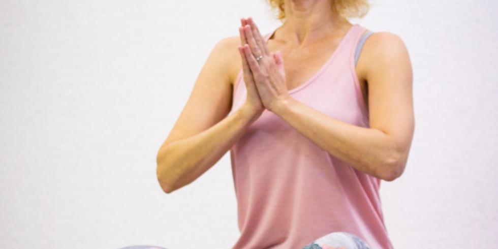 Женское здоровье и йога