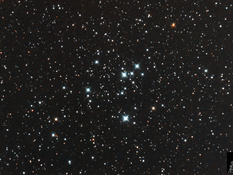 M47 Cúmulo Abierto