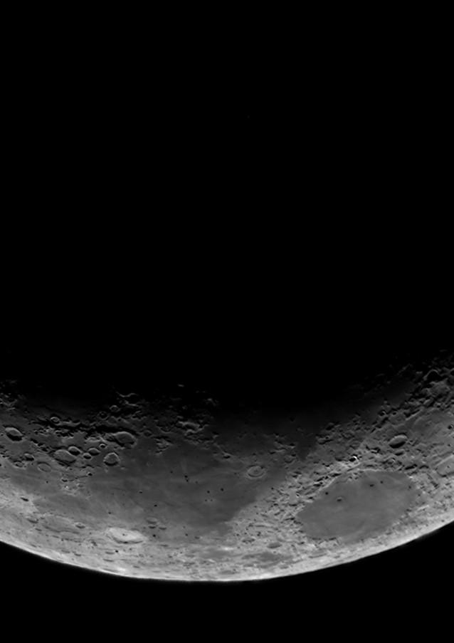 Luna creciente 20%
