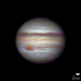 Júpiter. 23-05-2019