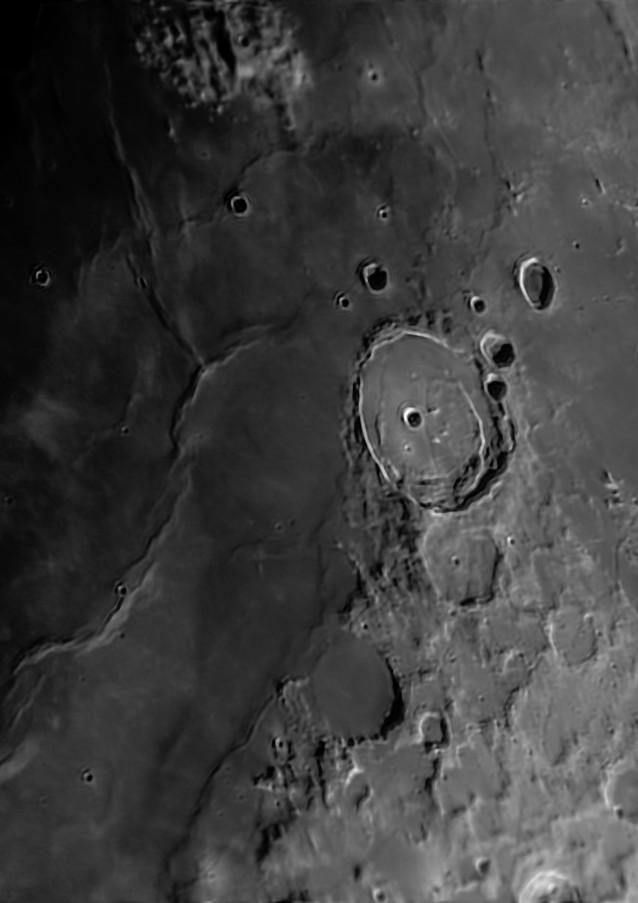 Cráter Posidonius