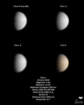 Venus 28-6-18
