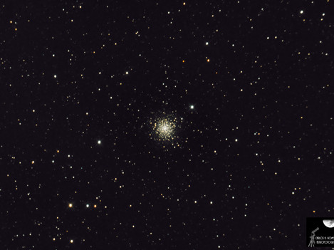 Cúmulo Globular Messier 80
