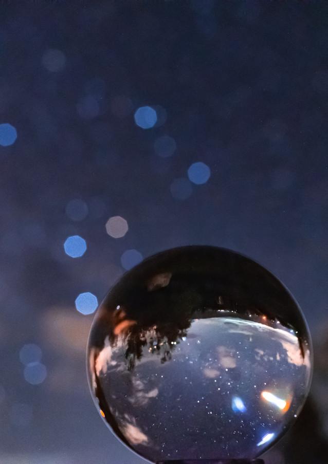 La Cruz del Sur en una esfera