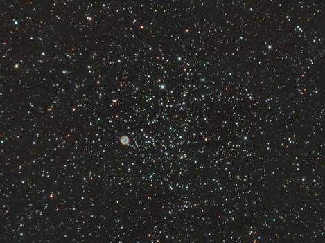 Cúmulo Abierto M46