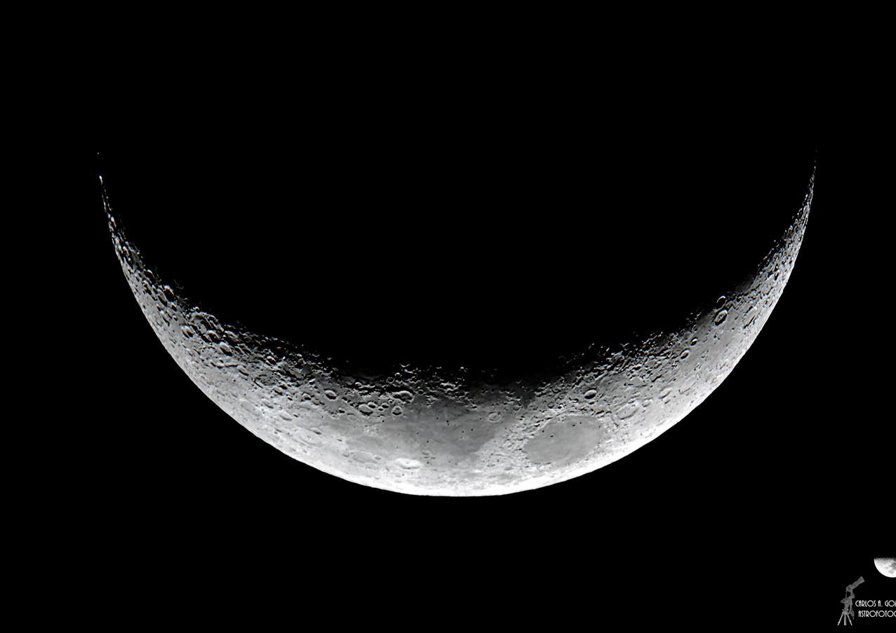 Luna Creciente 19%