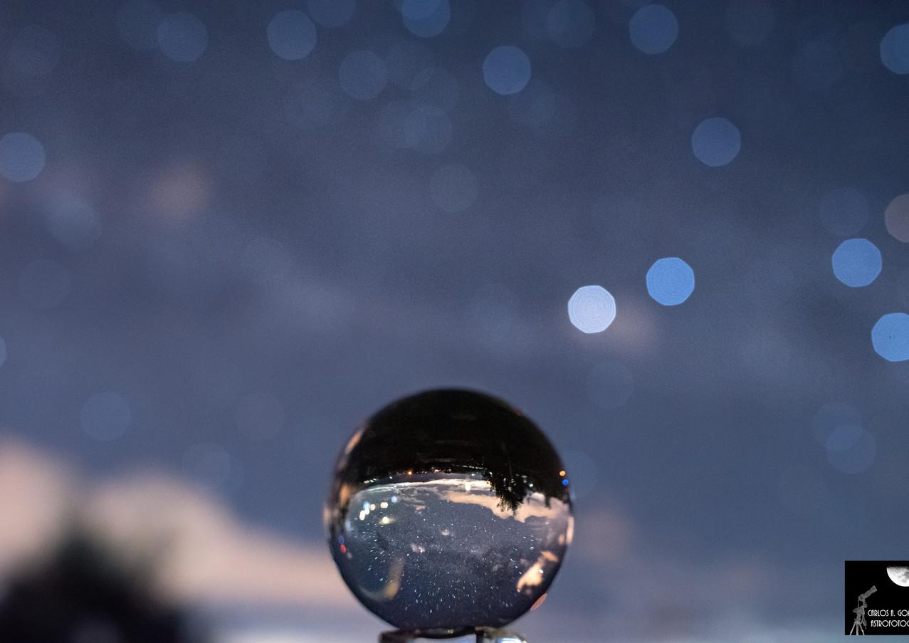 Vía Láctea en Esfera