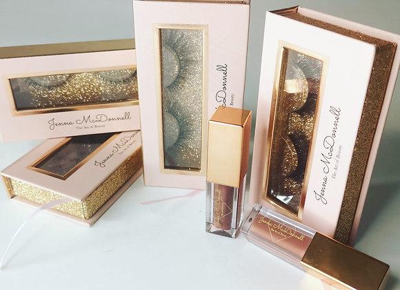 Christmas Gift Bundles - Lashes & Lip Gloss