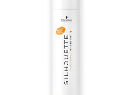 Schwarzkopf Silhouette Pure Formula Flexible Hold Hairspray (500ml)