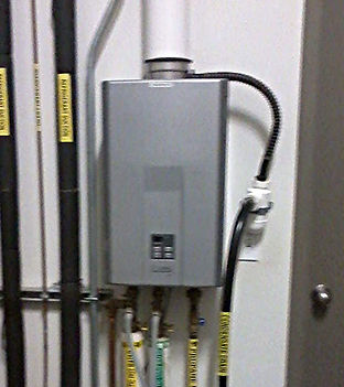 Tankless Water Heater Installation and Service