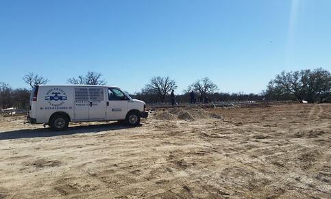 Creech Plumbing Crew At A New Home Build