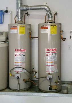 Water Heater Installation and Service