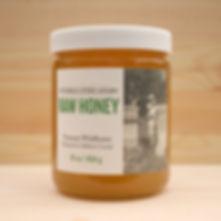 Invisible Cities Apiary Raw Massachusetts Wildflower Honey