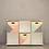 Thumbnail: Móvel Encaixa - Estante + Caixas