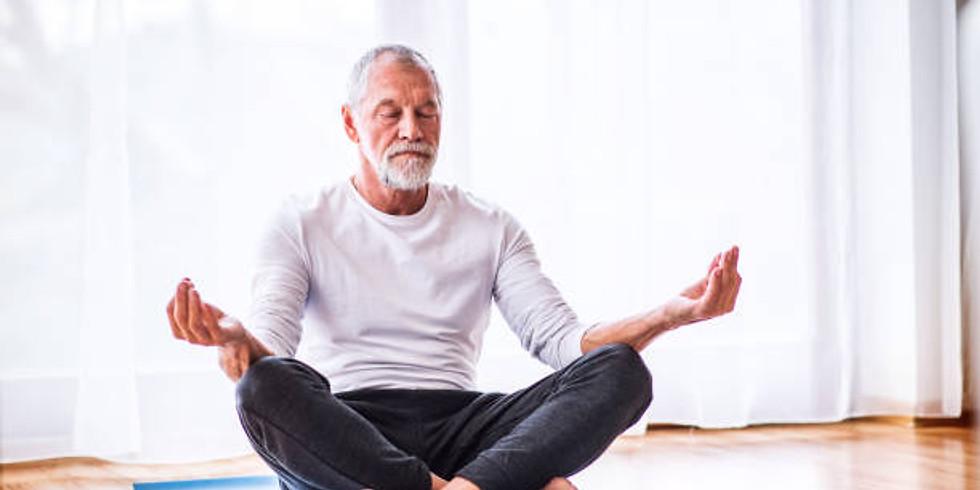 FREE Sample 'Yoga for Grumpy Dudes' Class