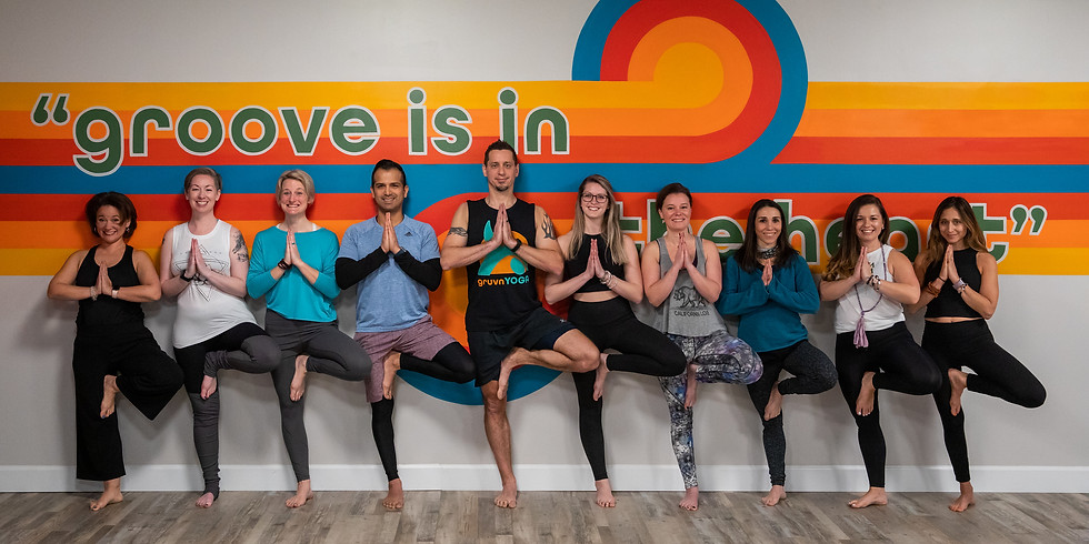 gruvnYOGA Open House