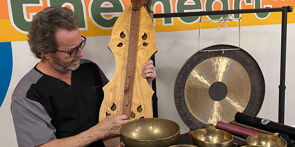 Healing Sound Journey with Michael Burke (1)