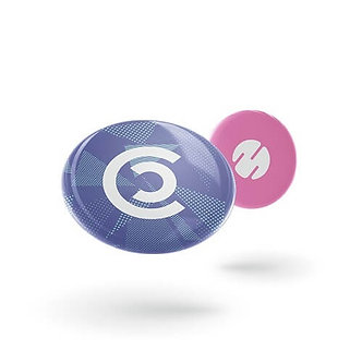 BADGE PERSONNALISE ROND