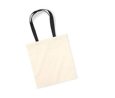 sac shopping- BAG FOR LIFE - CONTRAST HANDLES