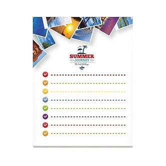 BIC® Sheet Adhesive Notepads 101x130x50