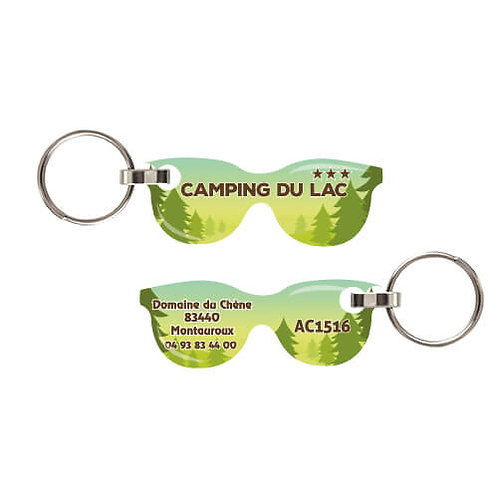 PORTE-CLES DOMING LOO 1