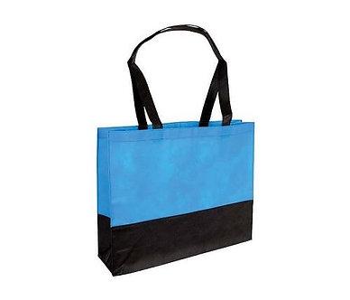 sac shopping- CITY BAG 1 bleu