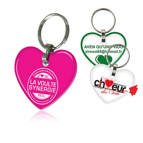 PORTE-CLES DOMING LOVE 1