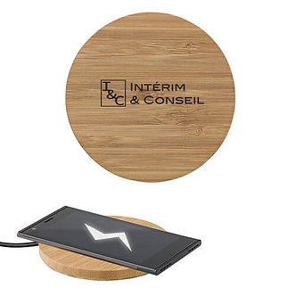 CHARGEUR RAPIDE ECO-BAMBOO