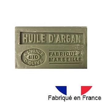 SAVON DE MARSEILLE 60 GR huile argan