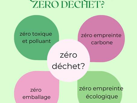 Le Zéro déchet, qu'est-ce que c'est ?