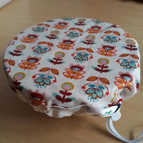 Charlotte pour plat petit format Philofil couvercle réutilisable et lavable zéro déchet