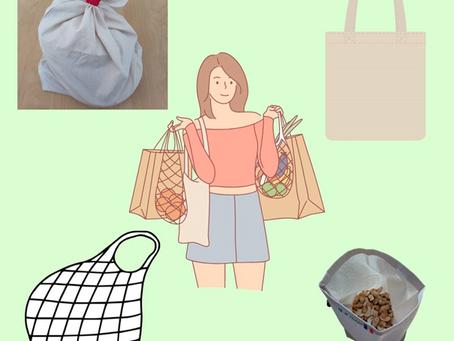 10 tips pour des courses zéro déchet