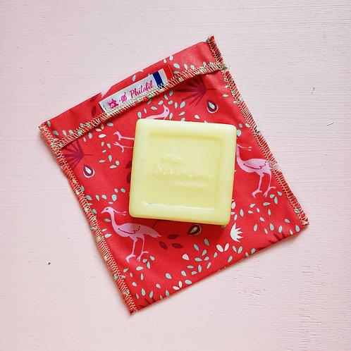 Pochette à savon