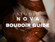 Studio NOVA's Boudoir Guide-In Studio Sessions