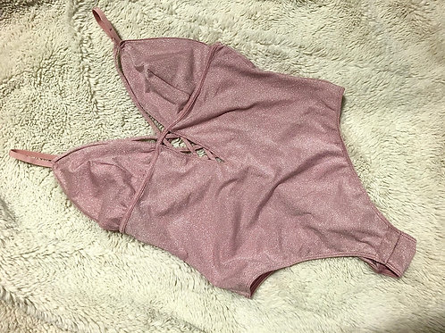 Pink Bodysuit | M |