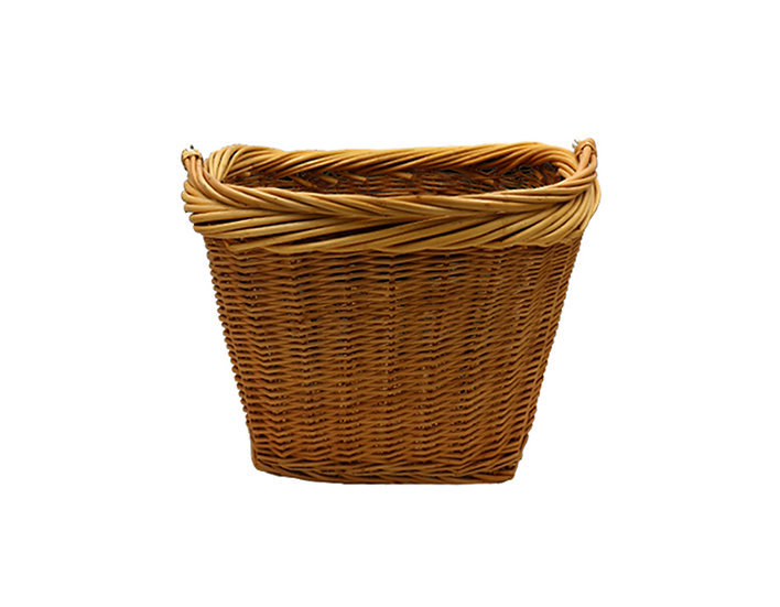 Siech Cycles Wicked Basket - Brown