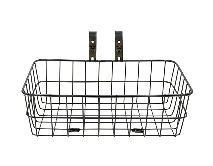 Siech Cycles Basket medium - black