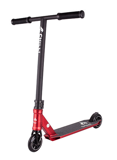 Chilli Pro Scooter 3000  red / black
