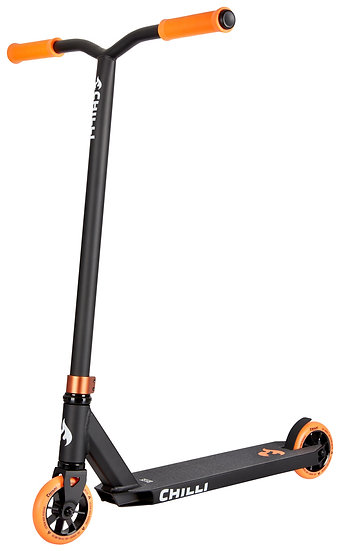 Chilli Pro Scooter Base black / orange