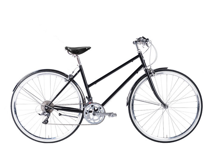 16Speed Lady City – Black