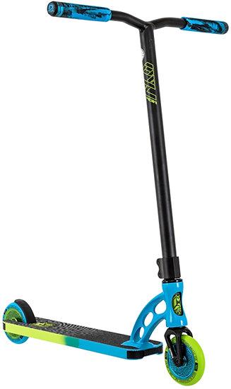 MGP Scooter | VX9 Pro Fades | Blau-Grün