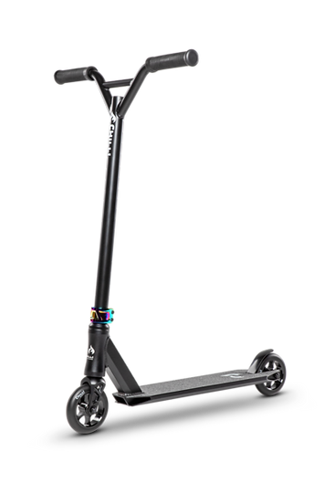 Chilli Pro Scooter 5000er black with neochrome clamp