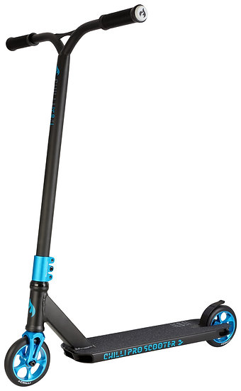 Chilli Pro Scooter Reaper Reloaded Ghost blue 120mm