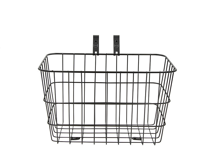 Siech Cycles Basket Large - Black
