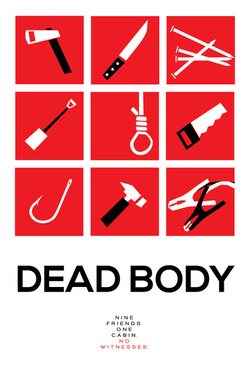 DEADBODY Promo poster