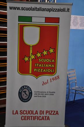 Scuola Italiana Pizzaioli Certificata