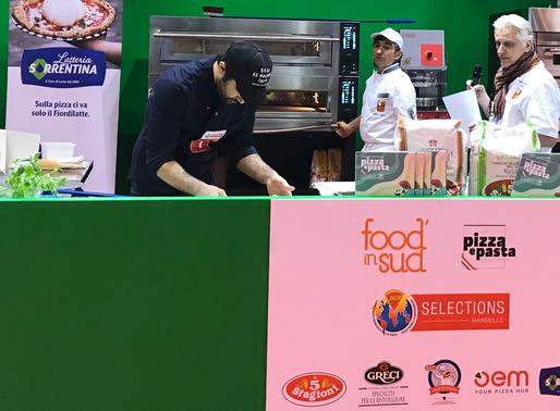 Participation active de l'Ecole Italienne de Pizzaiolo Paris