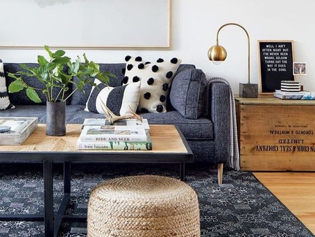 Five Ways to REFRESH your home