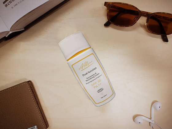 SCGN-005 AAGene Sunscreen & Nourishing Cream